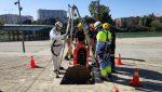 Colaboración entre EMASESA y Bomberos de Sevilla para una prevención sostenible