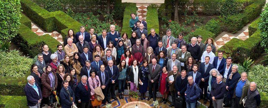 Foto de Familia. Mesas Asesoras