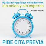 El próximo lunes 11 de noviembre comenzará el servicio de cita previa obligatoria en la oficina de Coria del Río