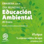 Emasesa conmemora el próximo 26 de enero el Día Mundial de la Educación Ambiental con actos de formación en la Estación de Ecología Acuática y con la apertura gratuita del Jardín Botánico El Arboreto