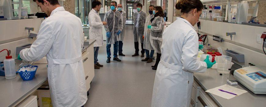05. Visita Laboratorios. 27-04-2020