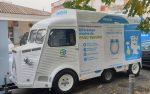Emasesa pone en marcha una Caravana Itinerante, acercando a la ciudadanía que no dispone de acceso a internet, a las campañas que tiene en marcha la empresa pública metropolitana del Agua