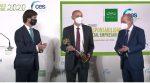 Emasesa recibe el Premio de Responsabilidad Social Empresarial de la Provincia, galardón convocado por la CES y Prodetur con la colaboración de Endesa