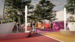 Emasesa acometerá la reurbanización de la avenida de la Cruz Roja con el agua como eje transversal en la transformación de una ciudad más habitable y humana