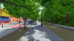 Emasesa estima la finalización del Colector y el Bulevar Verde en Ronda de Tejares a lo largo de este verano